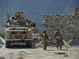 Two US troops killed in Afghanistan in fight against ISIS