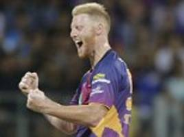 cricket news: ben stokes injury gives england scare
