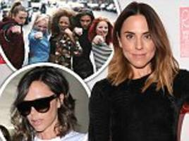 plans for a spice girl talent show have been axed