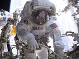 nasa spacewalking suits in short supply, report finds