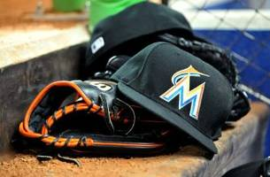 mlb commissioner says two groups are bidding to buy marlins