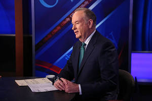 Bill O'Reilly Defends Ann Coulter Against 'Snowflake Fascists on College Campuses'