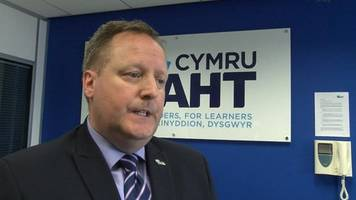 teachers' pay devolution warning to wales from naht union