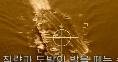 north korea releases video simulating war with the u.s.