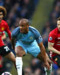 man city captain vincent kompany: these two man utd stars have such bright futures