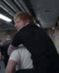 Is Ed Sheeran turning into diva? Staff CARRY singer to stage for UK tour