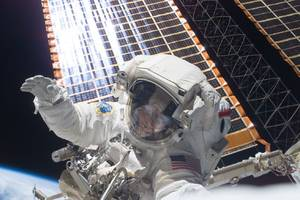 nasa is running out of space suits — and it's years away from having new ones ready