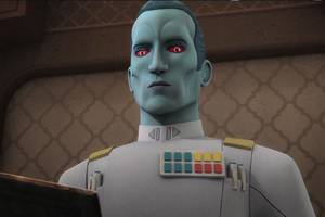 Timothy Zahn on Grand Admiral Thrawn: 'He's like an old friend who I understand completely'
