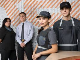 mcdonald's new uniforms draw comparisons to star wars on social media