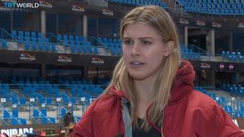 'cheater' maria sharapova should not be allowed to play again - eugenie bouchard