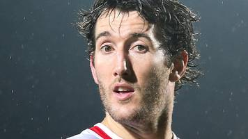 Stefan Ratchford in for Gareth Widdop in England Test squad for Samoa trip