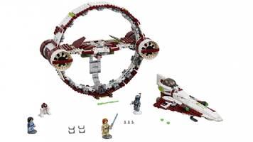 Build Roomier LEGO Hyperdrive with New Star Wars Set