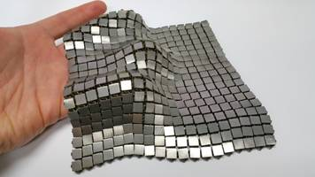 nasa reinvents chain mail, makes it even more badass