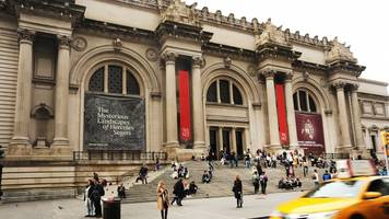if you didn't know, the met is free — but soon it might not be