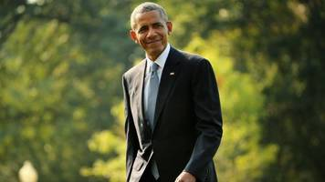 obama is taking heat for a reportedly hefty wall street speaking fee