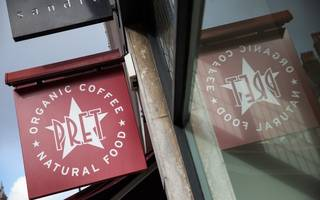 here's how many free coffees pret a manger gave away last year