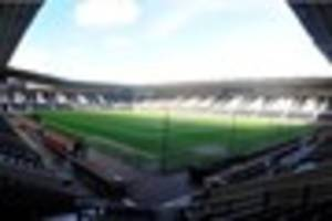 derby county to applaud fans after wolves game during 'lap of...