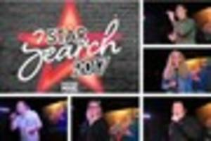 how these star search contestants got on in another exciting heat