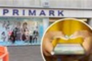 This Primark voucher is being shared on Facebook - but it is a...