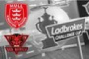 hull kr's challenge cup tie at salford red devils picked for tv,...