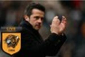 live hull city news and rumours as marco silva speaks ahead of...