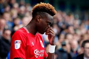 chelsea fans divided over whether bristol city loanee tammy abraham will return next season or not