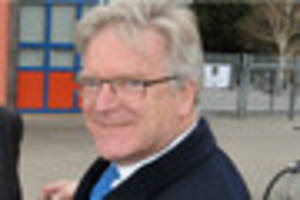 Conservative Harborough MP Edward Garnier could be poised to step...