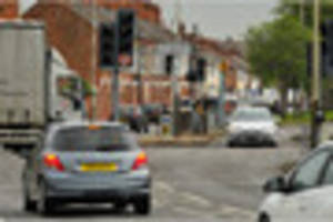 power outage switches off traffic lights on busy hinckley road...