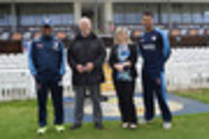 Nottingham IT firm hopes for national TV exposure from cricket...