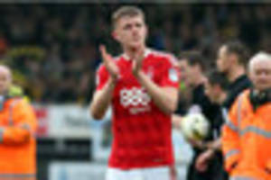 nottingham forest defender joe worrall linked with another...