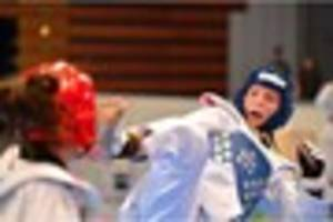 Katie Bradley overcomes being pick-pocketed to win taekwondo gold...