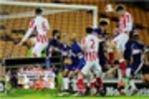 glyn hodges toasts attitude as stoke reclaim staffs senior cup...