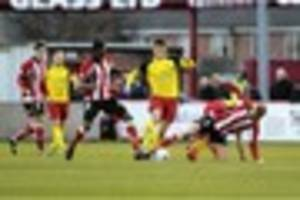 burton albion ace  would recommend lambs to his brewers...