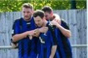 cleethorpes town hold off late garforth comeback to claim ninth...