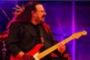 wizzard lead singer, roy wood, set to play scunthorpe