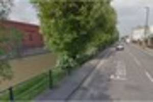 Man and woman die after car plunges into River Avon in same spot...