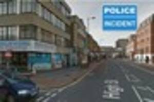 Police called to fight on High Street in Croydon