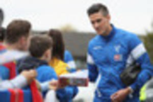 'we worked our socks off and should have got a point against a...