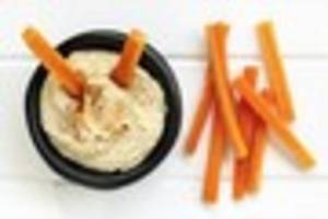 hummus is removed from the shelves of sainsbury's in burton and...