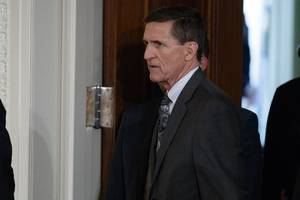 democrats release letter saying pentagon investigating if flynn took money without approval