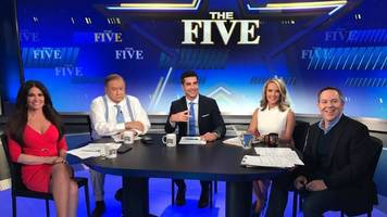 fox host watters takes sudden leave after ivanka remark backlash