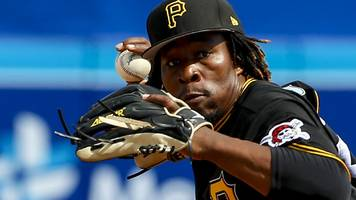 gift ngoepe: first africa-born player in top-flight baseball