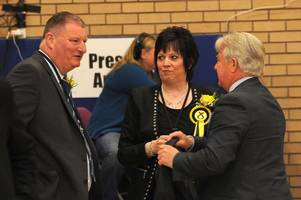 ayr, carrick & cumnock mp corri wilson set to take on veteran councillor bill grant in battle for westminster seat