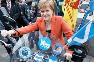 Election Diary: It's IndyRev2 as Nicola Sturgeon ramps up campaign drive