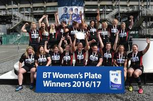 Stewartry Sirens beat Stirling County 29-17 to win BT Women's Plate at Murrayfield