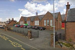 Top marks for Annbank and St Cuthbert's Primaries after inspectors grade schools good or very good in all categories