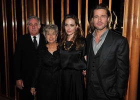 brad pitt's mom to the rescue in the midst of his angelina jolie split [report]