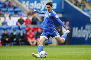 are cardiff city fans really about to watch peter whittingham play his last match as newcastle united come to town?