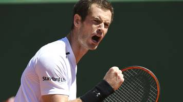 Andy Murray: World number one beats Feliciano Lopez in Barcelona Open last 16