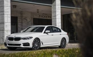 Confirmed! Diesel-Powered BMW 540d Coming to the U.S.